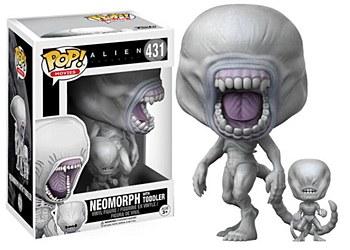 Alien Covenant Neomorph 431