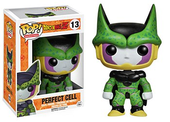Dragonball Z - Perfect Cell 13