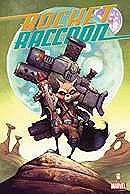 Rocket Raccoon Young Poster