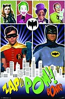 Batman Pow Poster (C: 1-1-1)