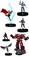 Marvel Heroclix Nick Fury Agen