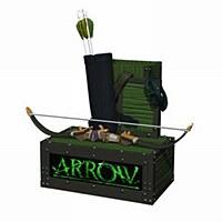 Arrow Tv Pen & Paperclip Holde