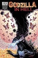 Godzilla In Hell #3 (Of 5)