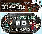 Munchkin Steampunk Kill-O-Mete