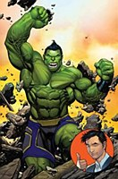 Totally Awesome Hulk #1 By Cho