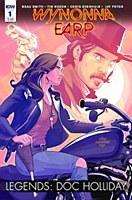 Wynonna Earp Legends Doc Holli