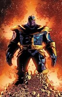 Thanos By Deodato Poster (Sep1
