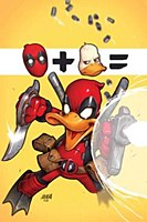 Deadpool The Duck By Nakayama