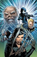Weapon X #1 Poster
