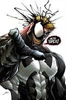Venom #6 By Sandoval Poster