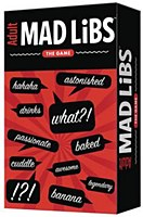Adult Mad Libs The Game (C: 0-