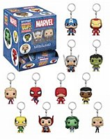 Pocket Pop Marvel Fig Keychain