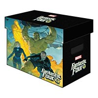 Marvel Graphic Comic Boxes Fan