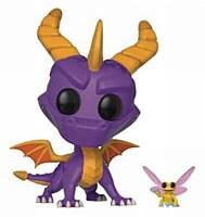 Pop & Buddy Spyro The Dragon S