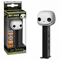 Pop Pez Nbx Jack Skellington (