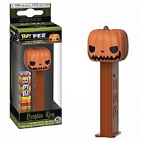 Pop Pez Nbx Pumpkin King (C: 1