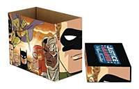 Dc Comics New Frontier BOX