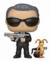 Pop & Buddy Men In Black Agent