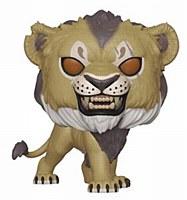 Pop Disney Lion King Live Scar