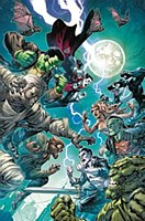 Gotham City Monsters #5 (Of 6)