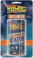 BTTF Out of Time Dice Game