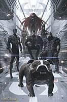 Inhumans 50th Anniversary Post