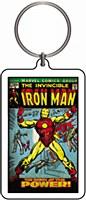 Iron Man Comic Cover Acrylic