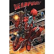 Marvel DeadPool Poster