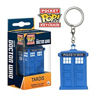 Pocket Pop- Tardis