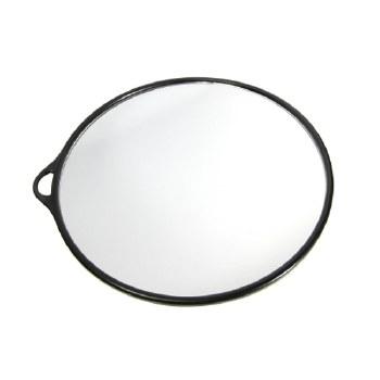 Crew Mirror Circular Blk A-008