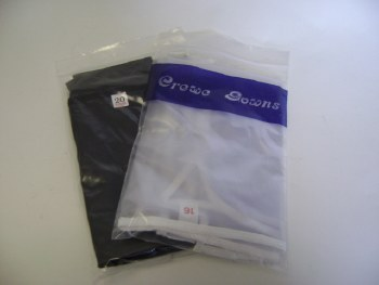"""Crew Chair Cover Clear 20"""""""