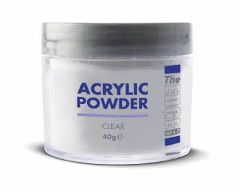 Edge Acrylic Powder 40g Clear