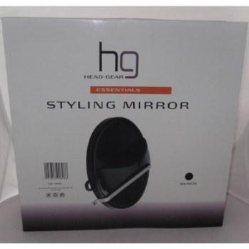 HG Round Mirror with Bracket