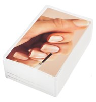 AG App Card Nail 4 Color 100pk
