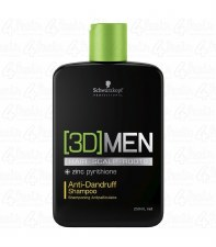3D Men 250ml Anti Dand Shamp