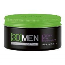 3D Men Texture Clay 100ml