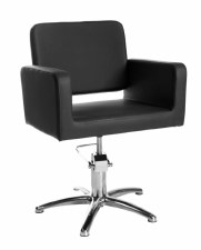 Crew Barbados Salon Chair Blac
