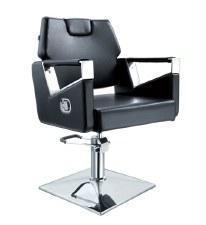 Crew Antigua Recline Chair Blk