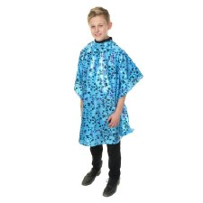 Crew Cape Kids Velcroneck Blue