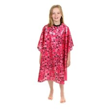 Crew Cape Kids Velcroneck Pink