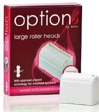 Hiv Roller Head Large 6pk