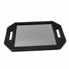 STR Mirror Foam Grip Blk 26x42