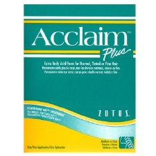 Acclaim Perm Plus XBody N/F/T