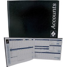 AG Salon Accounts Book