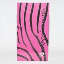 AG App Book 6 Col Zebra