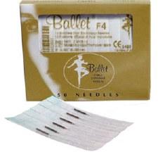 Ballet Gold F4 Needle #004