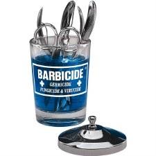 Barbicide Jar Manicure Tbl Siz