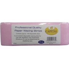 Capital Paper Wax Strips Pink