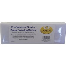 Capital Thinner Wax Strips 100