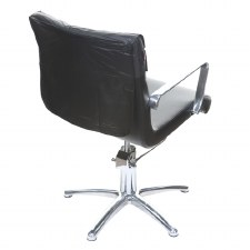 Crew Chair Cover Black 16""